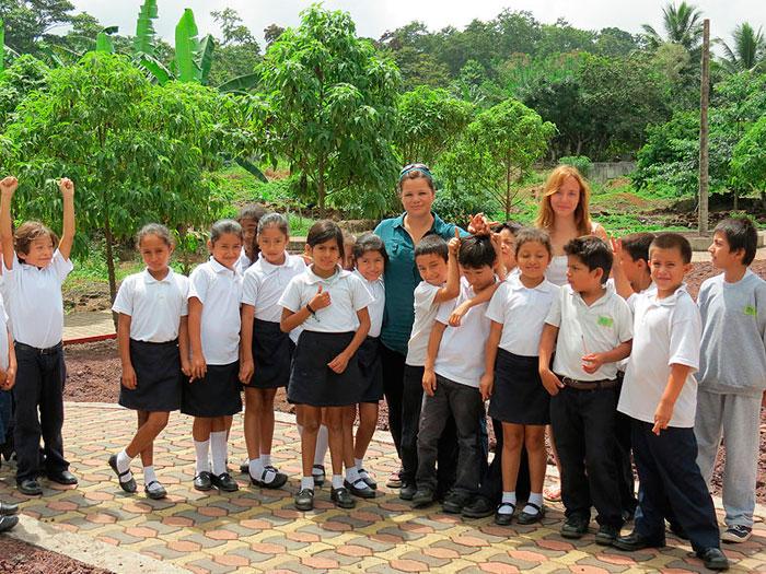 teaching ecuador
