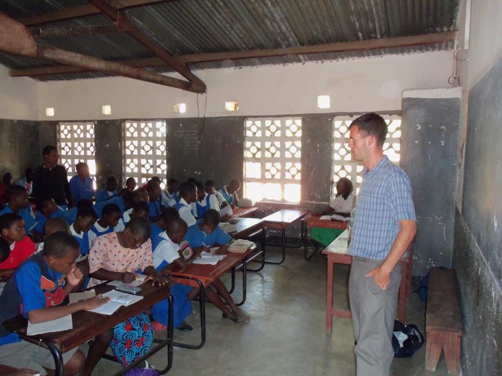 programa de voluntariado en Malawi