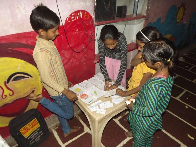 Orfanato India