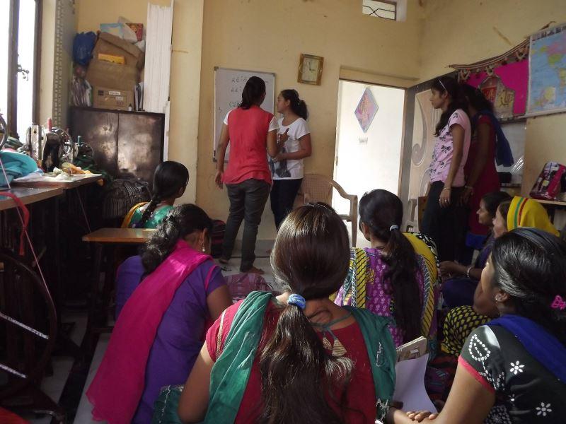 Desarrollo Mujer India