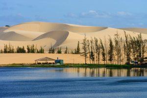 Las playas de Mui ne en Vietnam