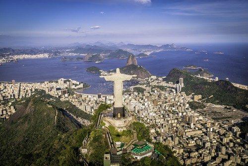 los mejores lugares turísticos que tienes que ver en Brasil