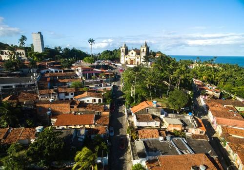 Olinda, uno de los mejores lugares turísticos de Brasil