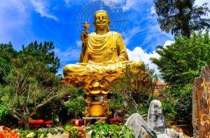 el majestuoso paisaje de Dalat en Vietnam