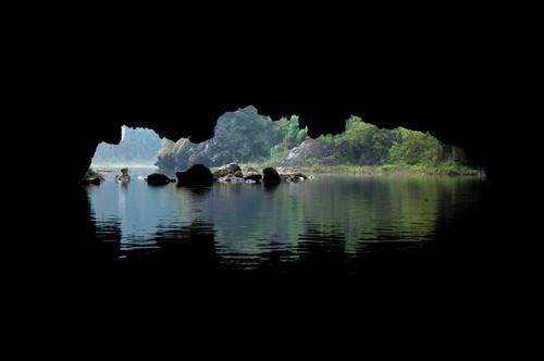 Las cuevas de Tam coc es una obligada zona de visitar