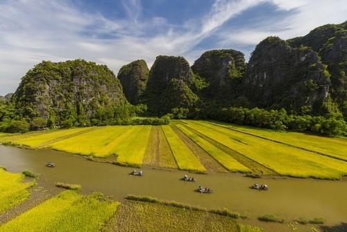 Descubre una de las zonas más bonitas de Vietnam, Tam Coc