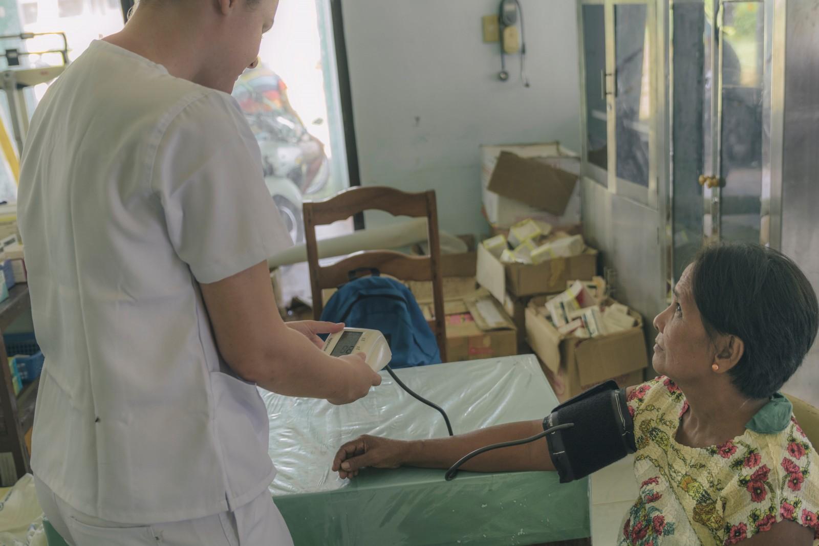Filipinas - Programa Sanitario (Palawan)