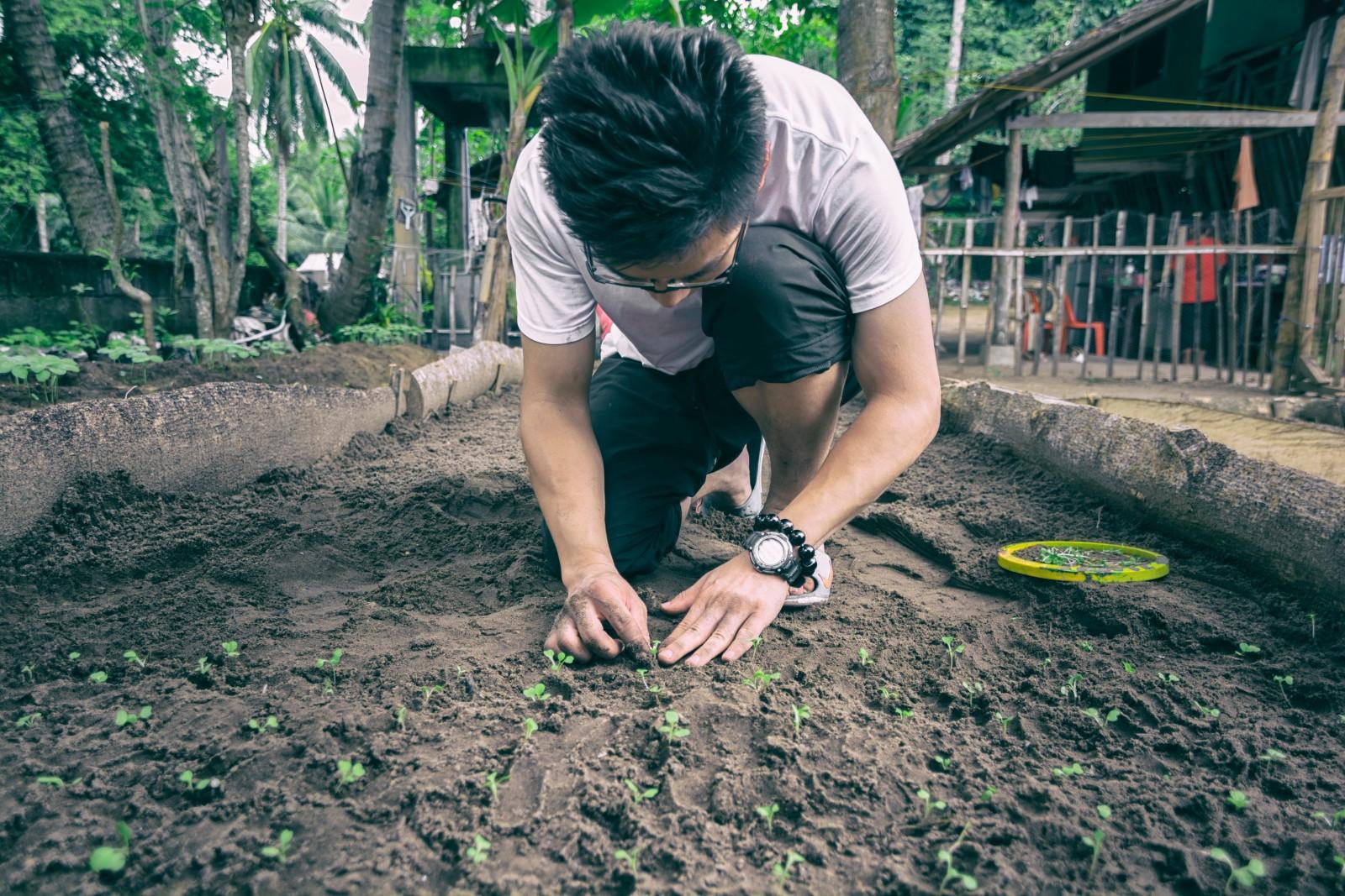 Filipinas - Programa conservacion Palawan