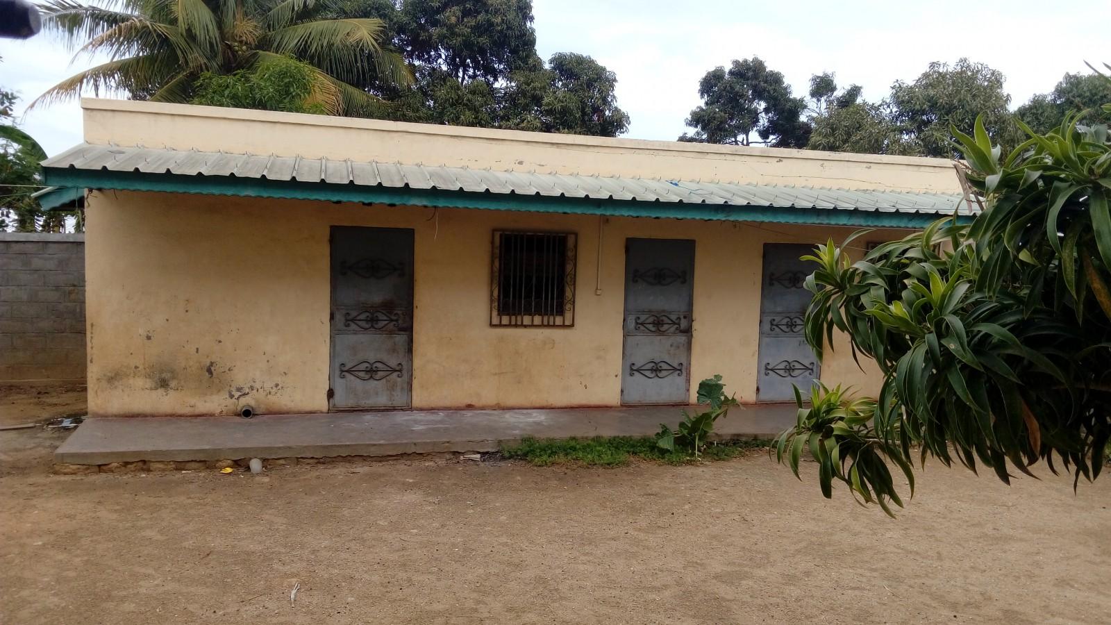 Madagascar. Programa Construccion