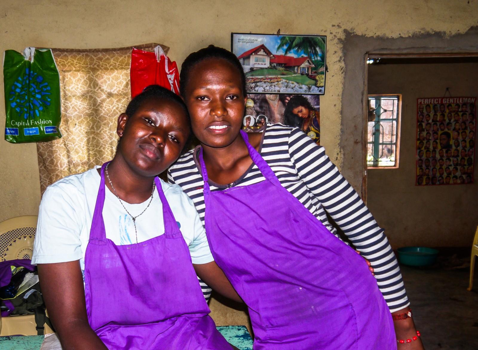 Kenia Empoderamiento de la mujer
