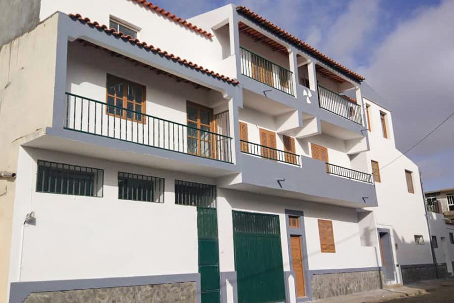 Cabo Verde Alojamiento