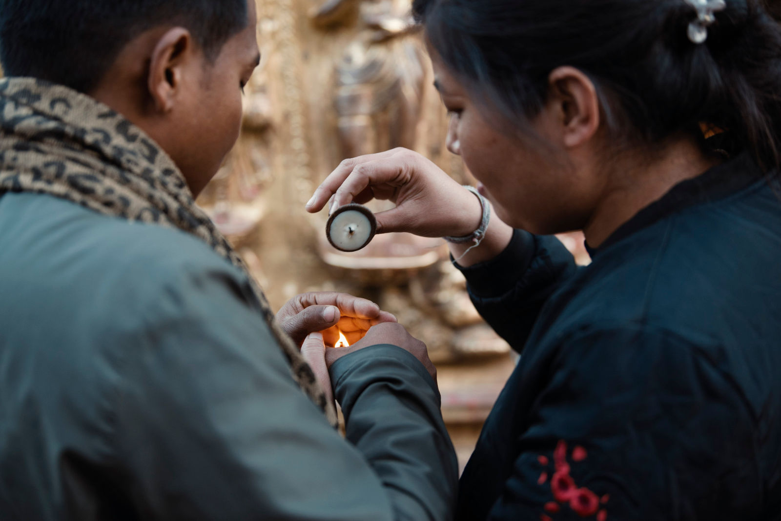 tailandeses voluntariado vela
