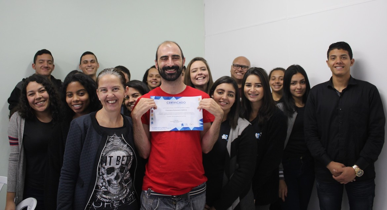 Programa de enseñanza de inglés Sao Paulo, Brasil