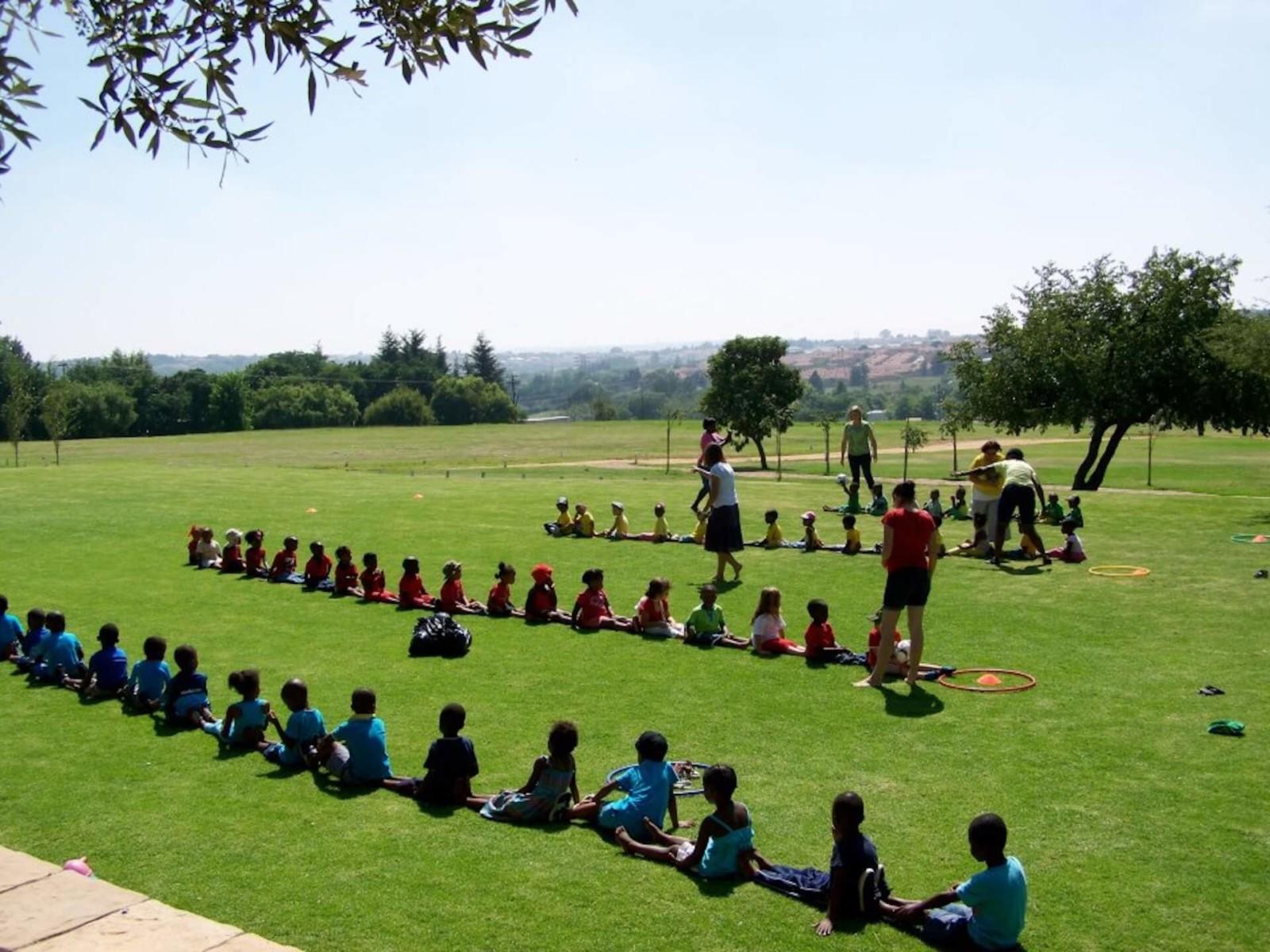 Programa de deportes en Sudáfrica
