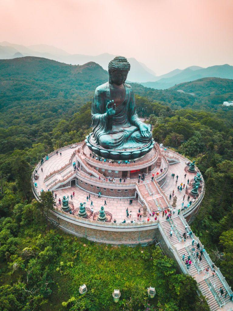 voluntariado asia senderismo rutas